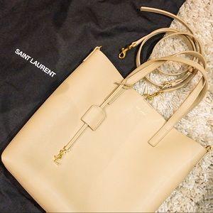 Saint Laurent Shopping Bag North/South